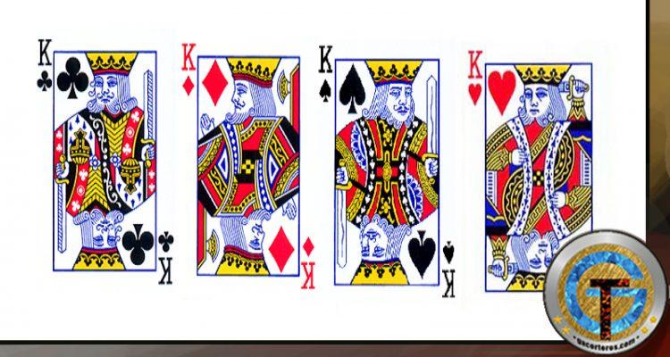 Sosok Kartu King