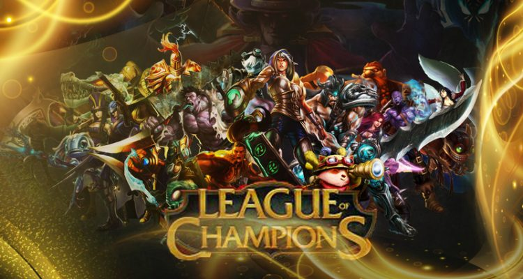 Permainan League Of